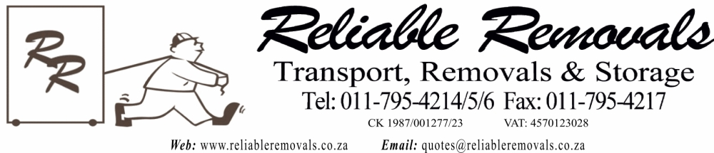 Reliable Removals Details